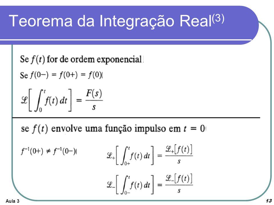 Aula 3 13 Teorema da Integração Real (3)