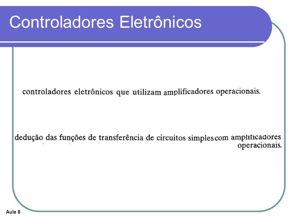 Aula 8 Controladores Eletrônicos