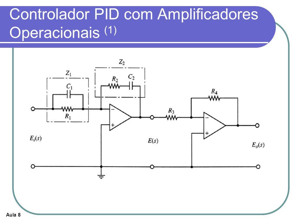 Aula 8 Controlador PID com Amplificadores Operacionais (1)