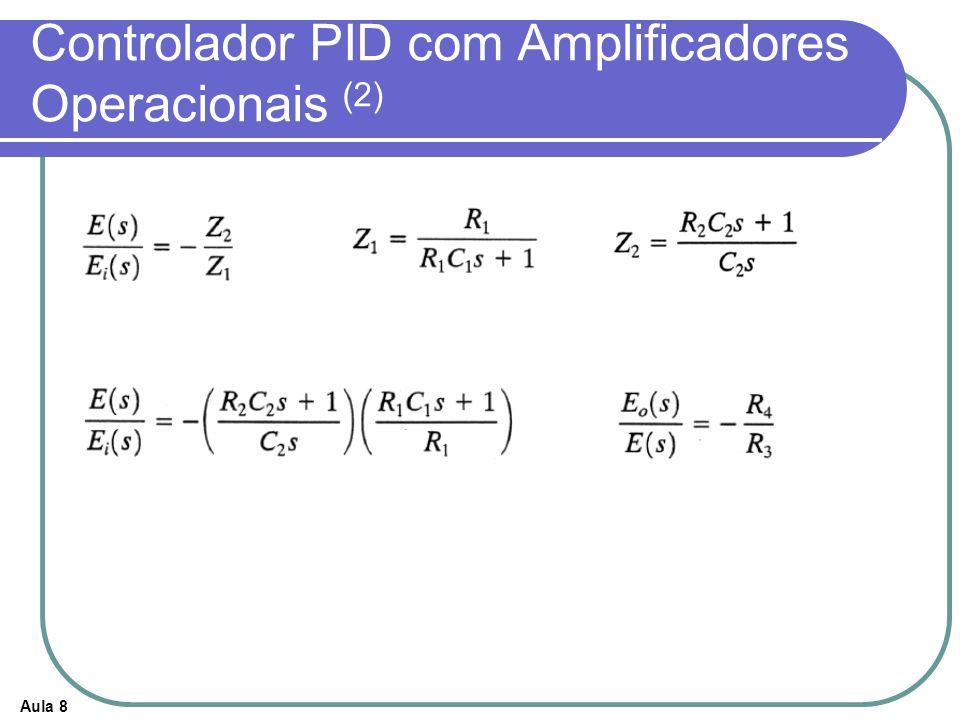 Aula 8 Controlador PID com Amplificadores Operacionais (2)
