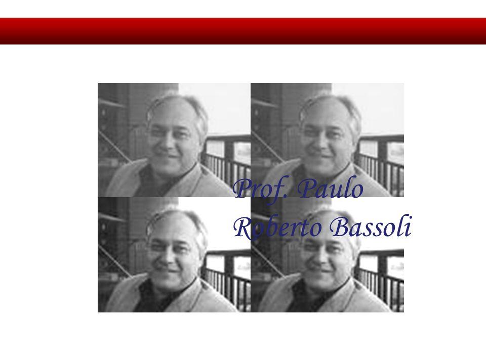 Prof. Paulo Roberto Bassoli