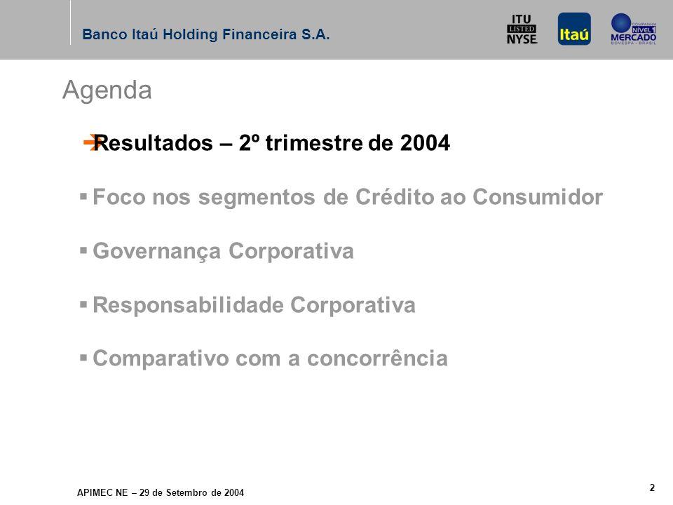 Banco Itaú S.A.