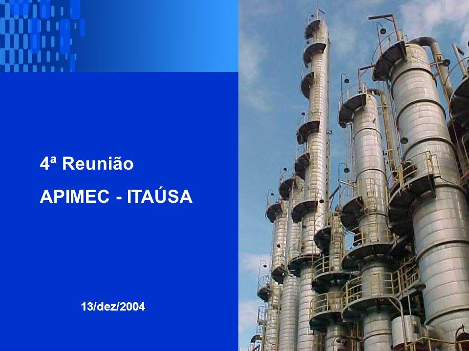 0 4ª Reunião APIMEC - ITAÚSA 13/dez/2004