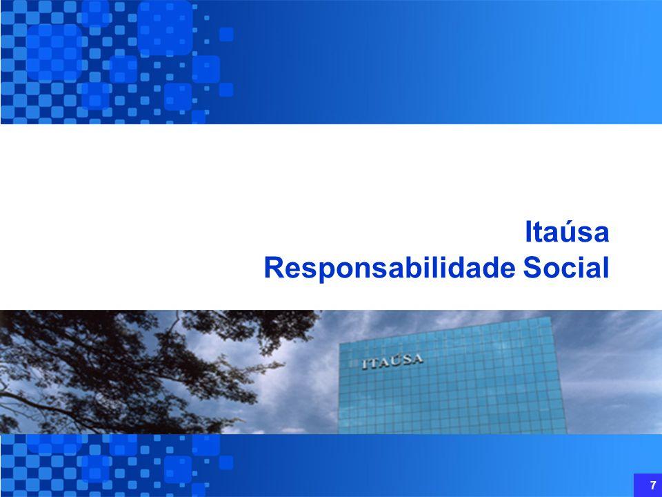 28 Fundação Itaú Social Alguns projetos...