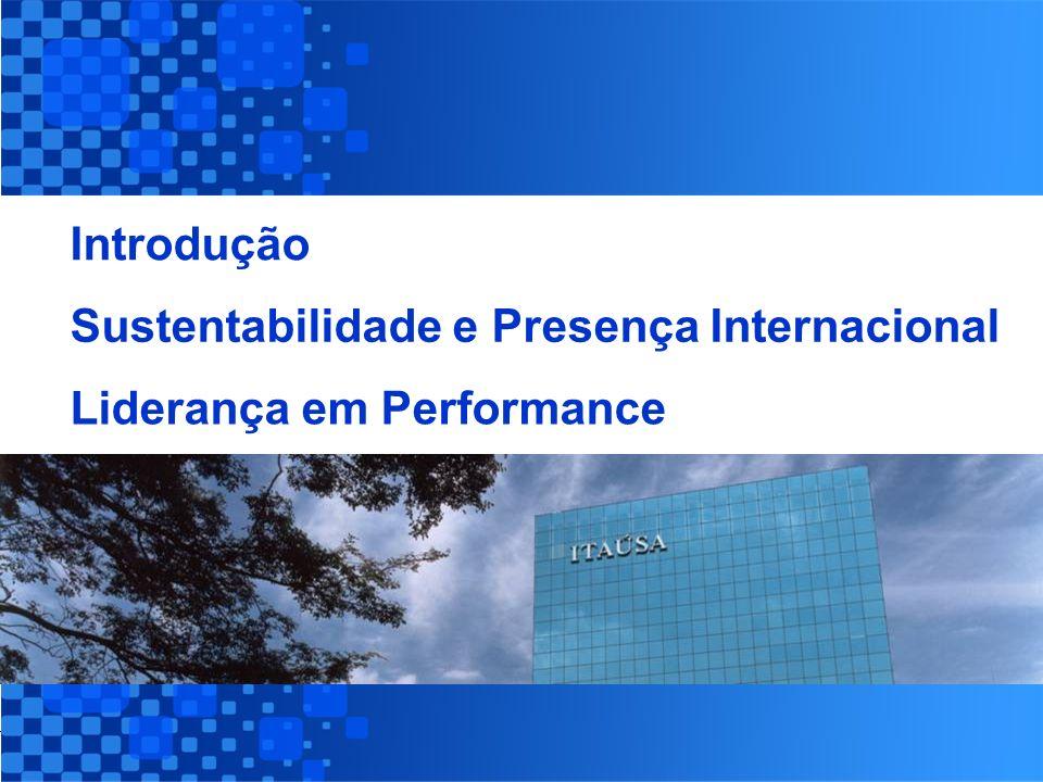 Demonstrações Financeiras da Itaúsa Henri Penchas Diretor de Relações com Investidores