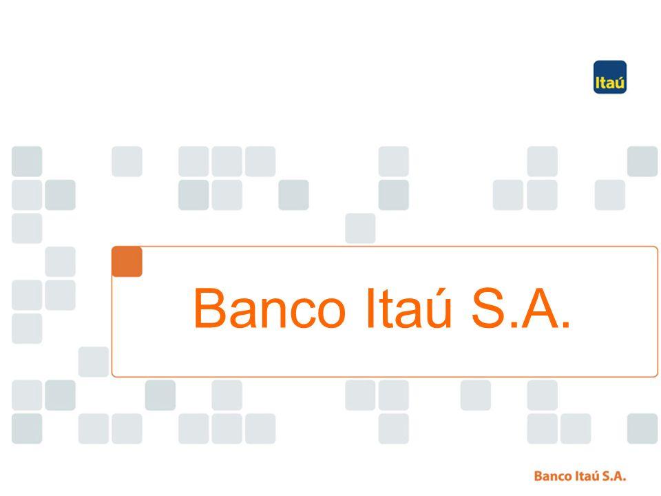 30 Segmentação (Pro forma) Distribuição do Lucro Líquido Recorrente por Segmento 2005 2006 Itaubanco 58% Itaú BBA 23% Itaucred 10% Corporação 9% Itaub