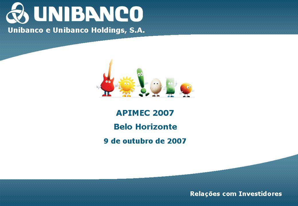 Investor Relations | page 82 Unibanco | 82
