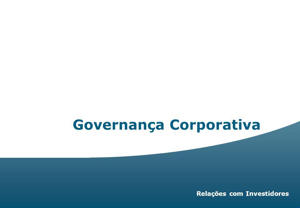 Investor Relations | page 54 Unibanco | 54 Relações com Investidores Governança Corporativa
