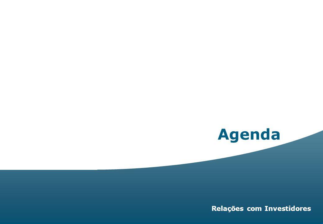 Investor Relations | page 80 Unibanco | 80 Relações com Investidores Agenda