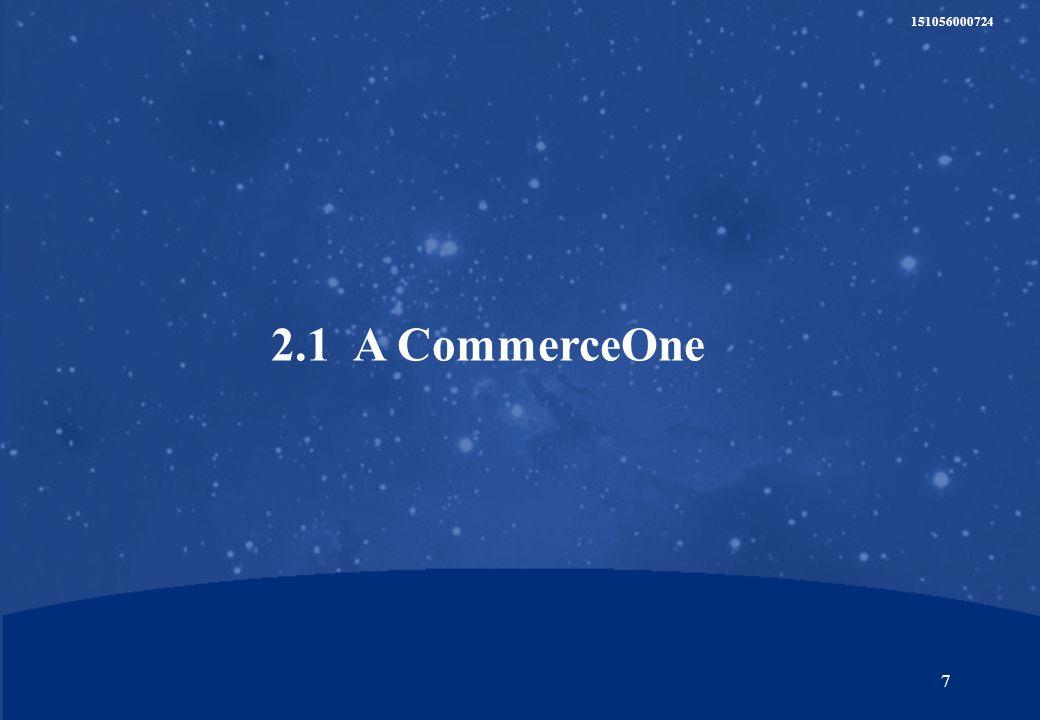 6 151056000724 2.A parceria para o comércio electrónico B2B Tradecom + PT Prime + Unibanco + Banco Galicia + CommerceOne
