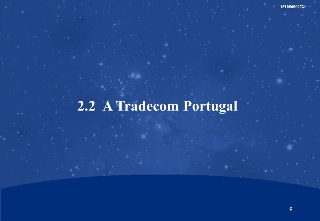 8 151056000724 Caracterização da CommerceOne e da Global Trading Web l Líder em soluções de comércio electrónico, ligando dinamicamente compradores a