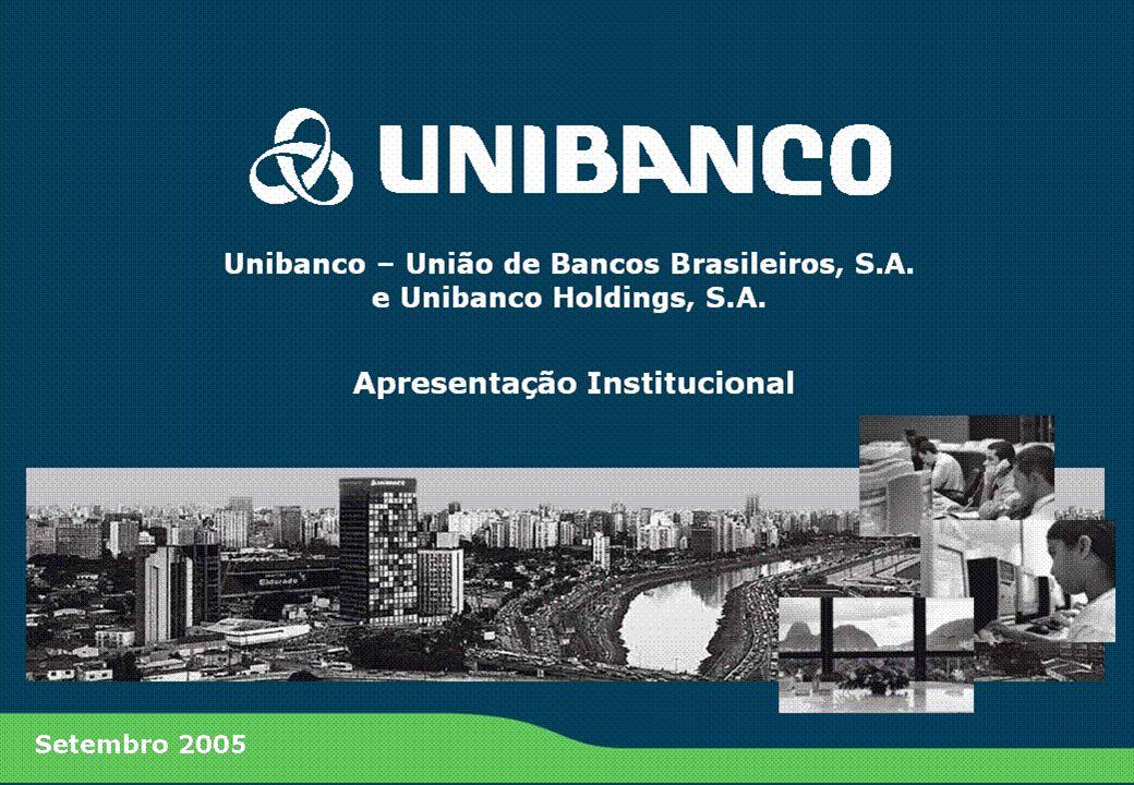 Relações Investidores 2 Visão Geral do Unibanco