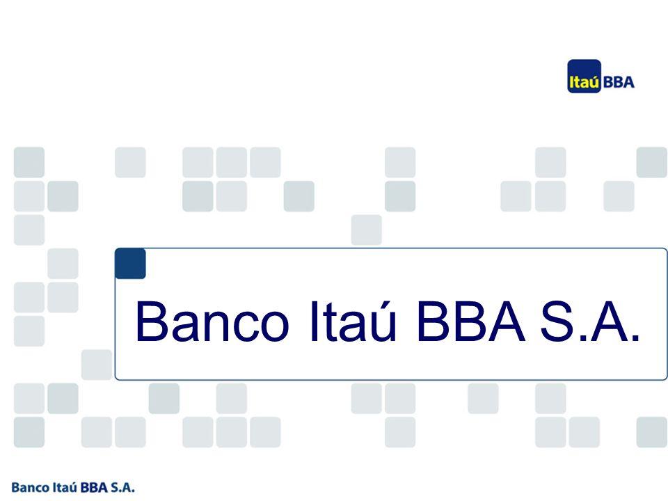 26 (*) Em 2006 inclui 66 agências do ItauBank (BKB). Quantidade de Agências Personnalité
