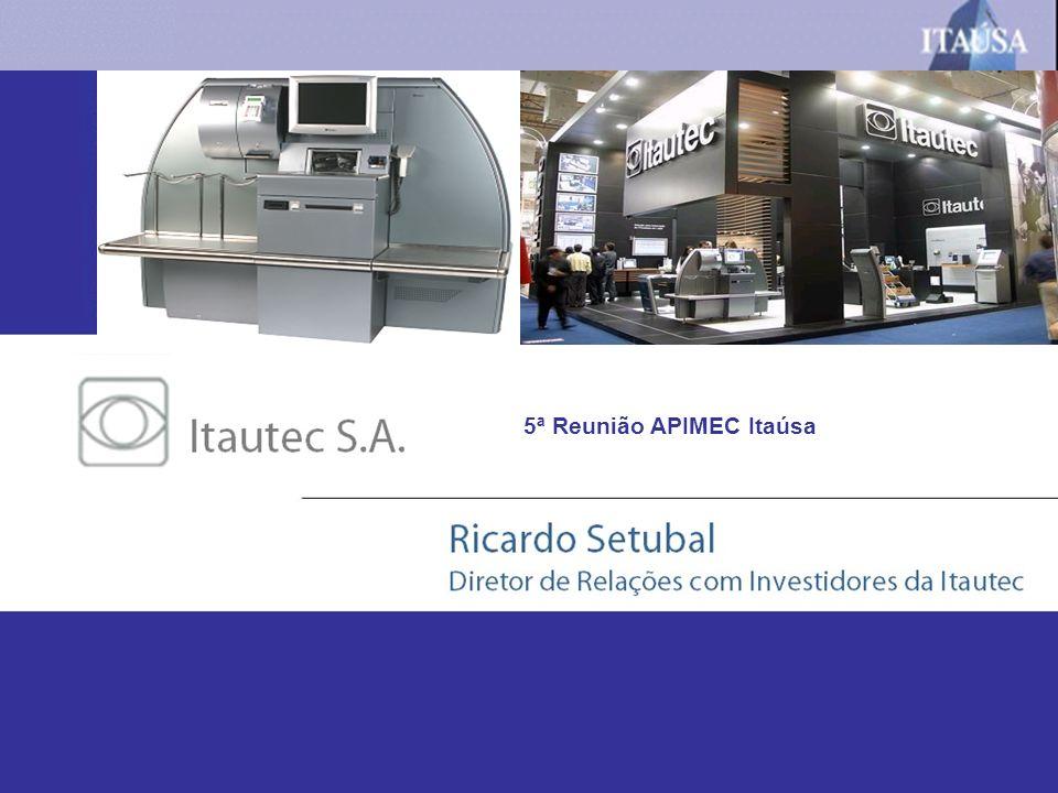 5ª Reunião APIMEC Itaúsa