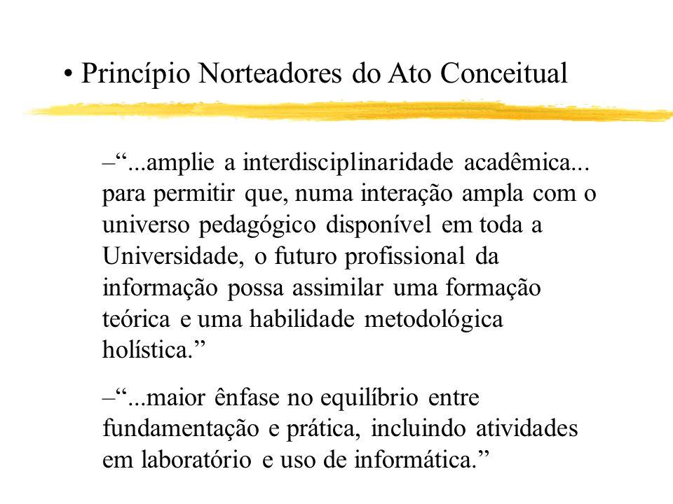 –...amplie a interdisciplinaridade acadêmica...