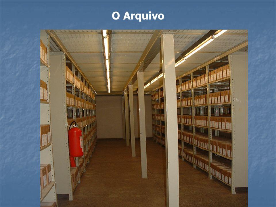 O Arquivo