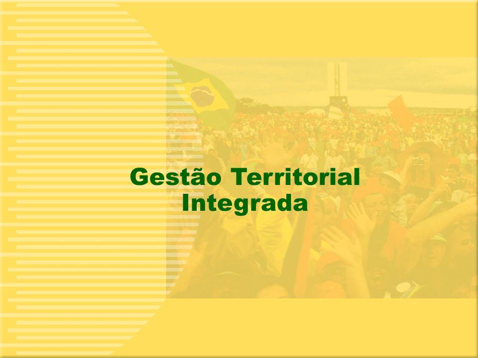13 Gestão Territorial Integrada