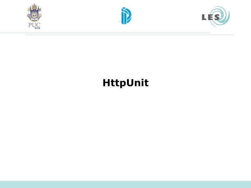 HttpUnit