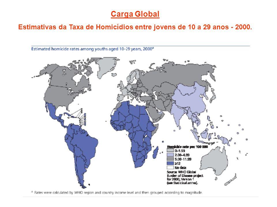 Principais causas de morte por faixa etária - Brasil, 2004 DAC-Doenças do Aparelho Circulatório DAR-Doenças do Aparelho Respiratório DIP-Doenças Infecciosas e Parasítárias Fonte: DATASUS/SIM Faixa etária (anos) <11-45-910-1415-1920-2930-3940-4950-5960+Total 1 Afecções Perinatais Causas Externas Causas Externas Causas Externas Causas Externas Causas Externas Causas Externas DAC 2 Anomalia Congênita DARNeoplasia DIPDAC Causas Externas Neoplasia 3 DIP Sistema Nervoso Sistema Nervoso DAC DIPNeoplasia Causas Externas DAR Causas Externas 4 DAR Anomalia Congênita DIPDAR Neoplasia Aparelho Digestivo Aparelho Digestivo EndócrinaDAR 5 Causas Externas Sistema Nervoso DARDIP Sistema Nervoso DAR Aparelho Digestivo DIPDAR Aparelho Digestivo Endócrina 6 Neoplasia Anomalia Congênita DACDIP Aparelho Digestivo DAR EndócrinaDIP Aparelho Digestivo 7 Sistema Nervoso EndócrinaDAC Anomalia Congênita Gravidez Puerpério Sistema Nervoso Transt Mental EndócrinaDIP Causas Externas DIP 8 DAC Endócrina Aparelho Digestivo Aparelho Digestivo Gravidez Puerpério Endócrina Transt Mental Aparelho Urinário Aparelho Urinário Afeccções Perinatais 9 Aparelho Digestivo Aparelho Digestivo Aparelho Digestivo Endócrina Sistema Nervoso Sistema Nervoso Transt Mental Sistema Nervoso Aparelho Urinário 10 Dç do Sangue Dç do Sangue Anomalia Congênita Aparelho Urinário Aparelho Urinário Aparelho Urinário Sistema Nervoso Transt Mental Sistema Nervoso Importância em Saúde Pública