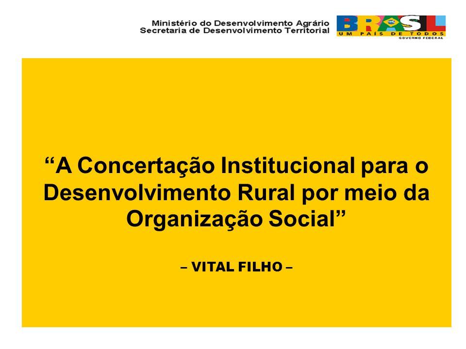 CONTATOS: VITAL DE CARVALHO FILHO Diretor do Departamento de Cooperativismo, Negócios e Comércio – DECOOP (61) 2020 0888 vital.filho@mda.gov.br