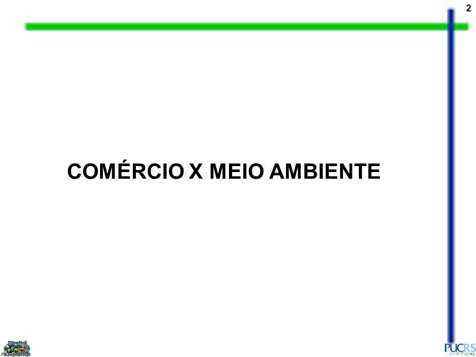 2 COMÉRCIO X MEIO AMBIENTE