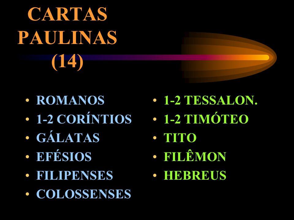 ATOS DOS APÓSTOLOS (1) de São Lucas