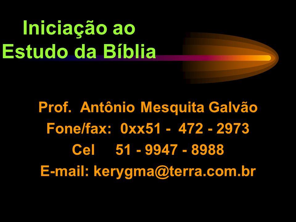 A BÍBLIA É UMA CARTA DE AMOR DE DEUS À HUMANIDADE