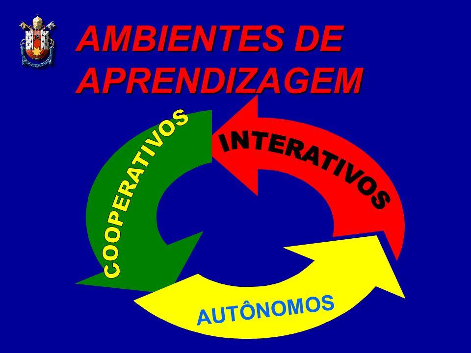 AMBIENTES DE APRENDIZAGEM AUTÔNOMOS