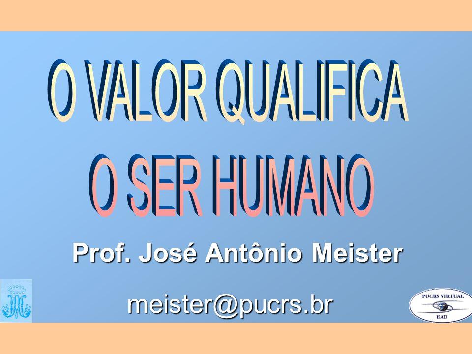 Prof. José Antônio Meister meister@pucrs.br
