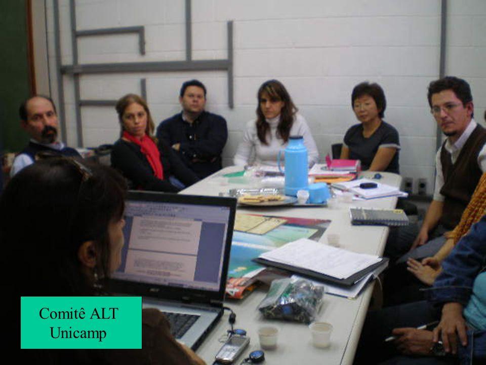 Comitê ALT Unicamp