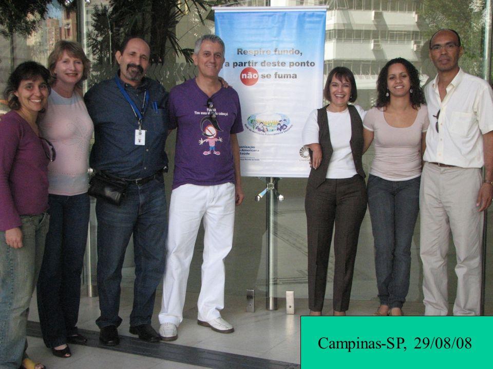 Fórum de ALT – Sumaré-SP Febrero-2008 Campinas-SP, 29/08/08
