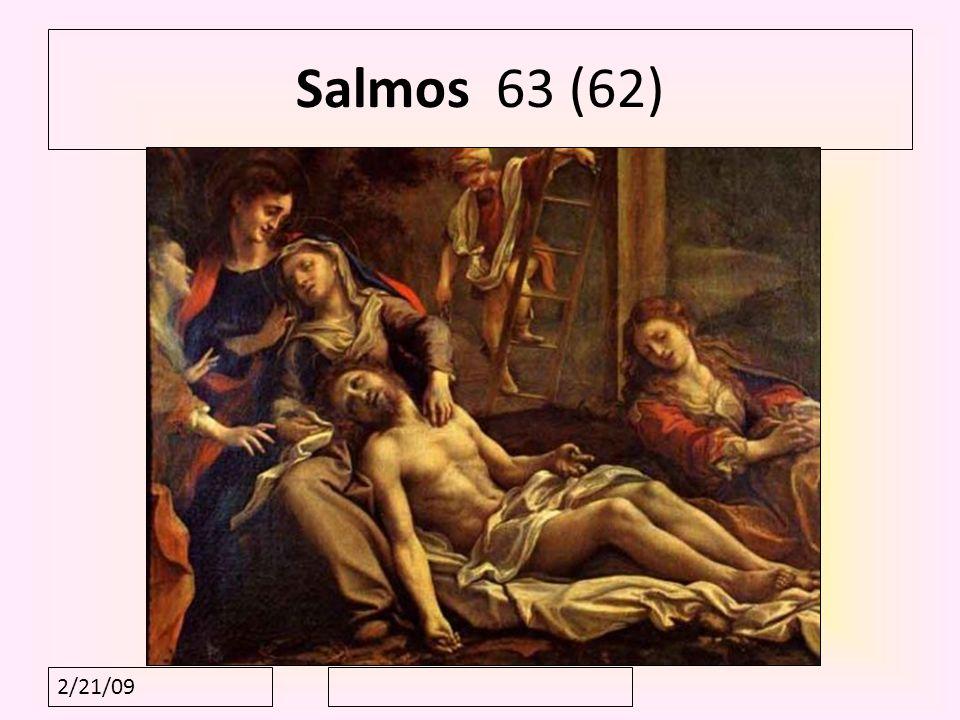 Salmos 63 (62)