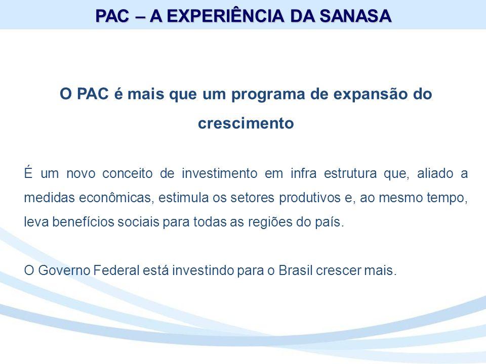 2011 Rio Atibaia EPAR Capivari II Tratamento Terciário Ribeirão Quilombo Rio Atibaia SISTEMA DE ESGOTAMENTO SANITÁRIO