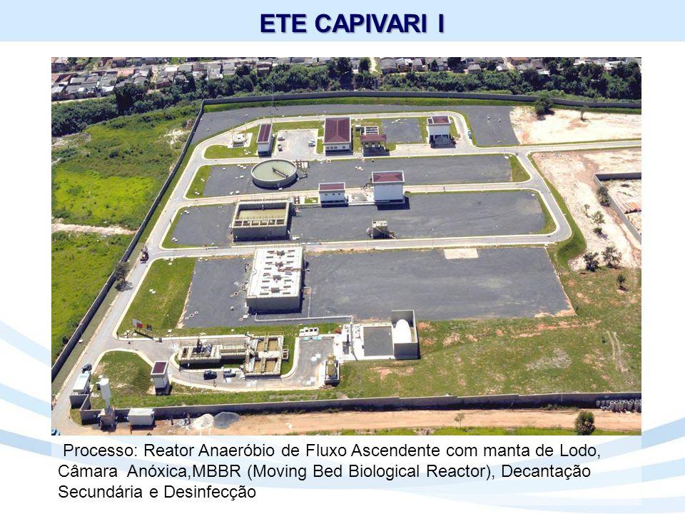 SPE - Sociedade de Propósito Específico OBJETO: Interceptor de Esgoto: 16.759 metros; Linhas de Recalque: 1.491,50 metros; Estação Elevatória de Esgoto: 6; Vazão da ETE -1ª.