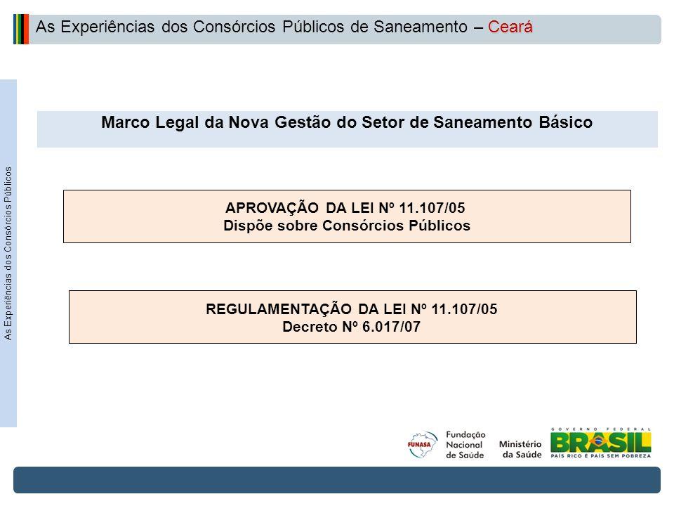 Projeto de Integração do Rio São Francisco A Lei nº.