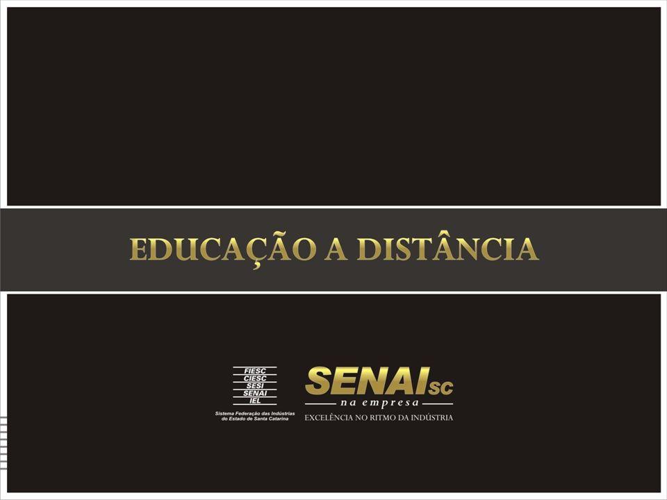 Rede SENAI 52,6 milhões de matrículas desde 1942 797 unidades operacionais 471 unidades fixas 326 unidades móveis 28 áreas industriais atendidas 177 parcerias internacionais