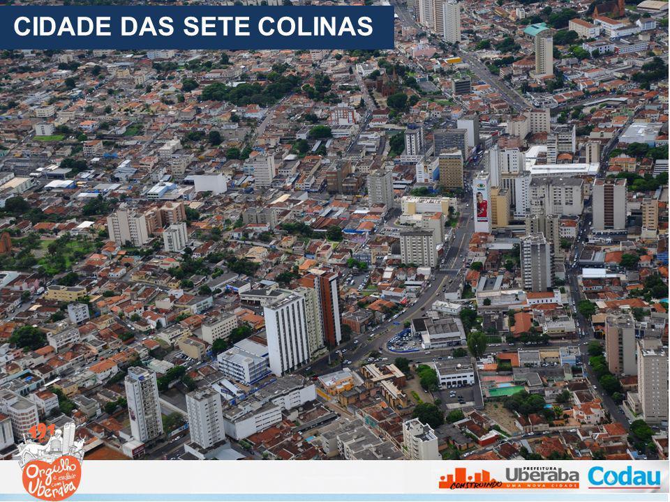 CIDADE DAS SETE COLINAS