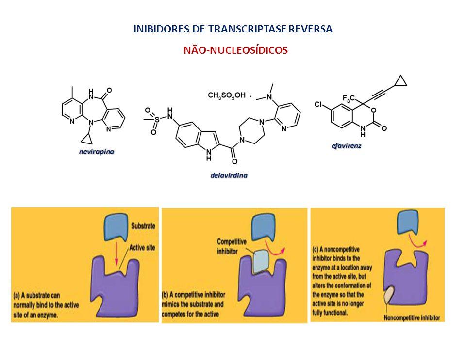 INIBIDORES DE TRANSCRIPTASE REVERSA NÃO-NUCLEOSÍDICOS