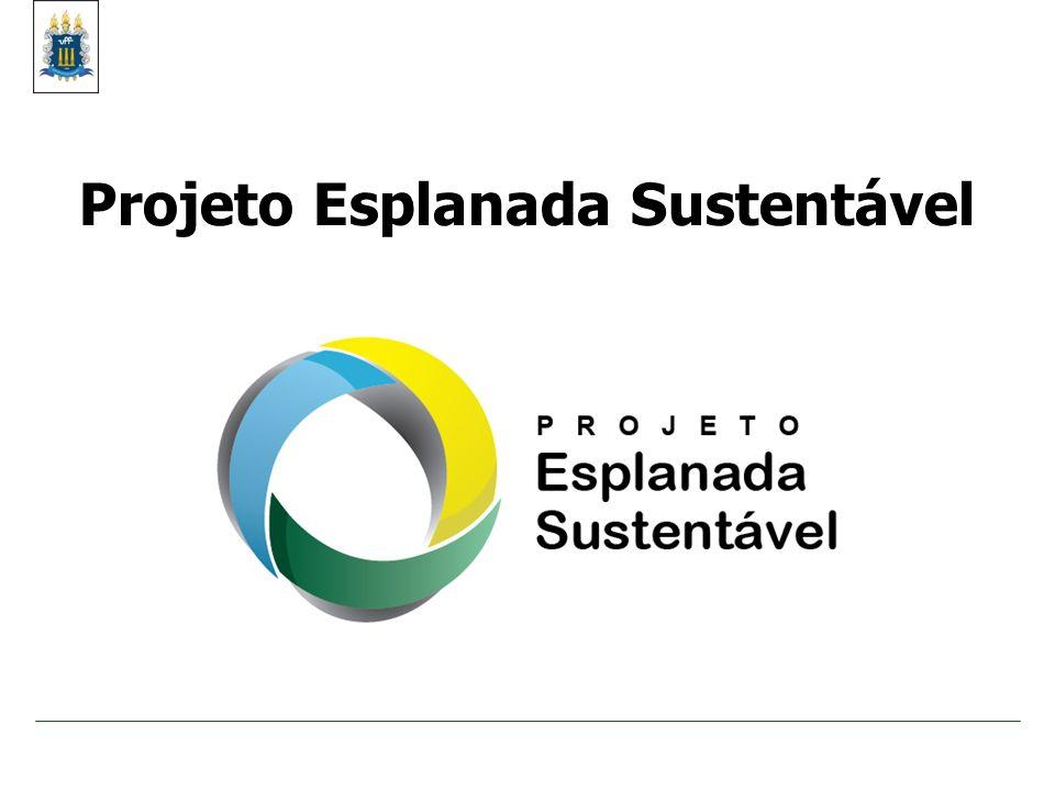 Projeto Esplanada Sustentável CAPA
