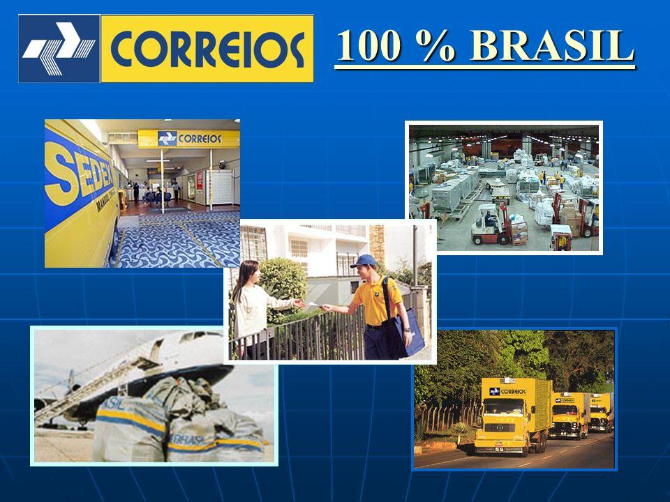 100 % BRASIL 100 % BRASIL