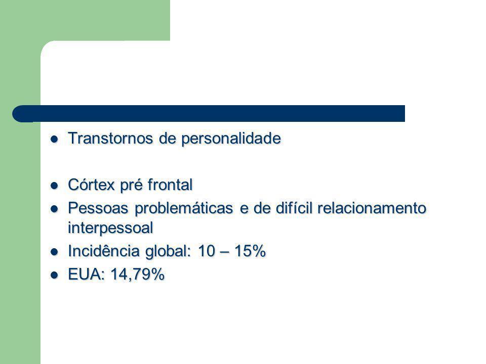 Crime e doença psiquiátrica – perfil da população de um hospital de custódia do Rio de Janeiro.