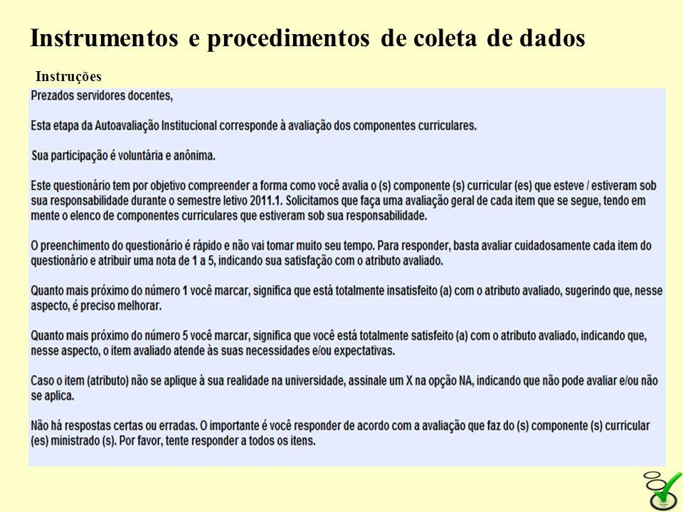 DISCUSSÃO E CONSIDERAÇÕES FINAIS De maneira geral os resultados revelam dados importantes sobre fatores que contribuem para a satisfação dos docentes com os componentes curriculares ministrados.