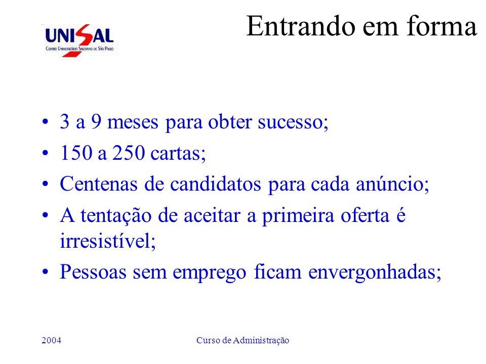 2004Curso de Administração Preparando o seu CV EDUCAÇÃO E QUALIFICAÇÕES 1965-1971 Colégio São Joaquim, em Lorena.