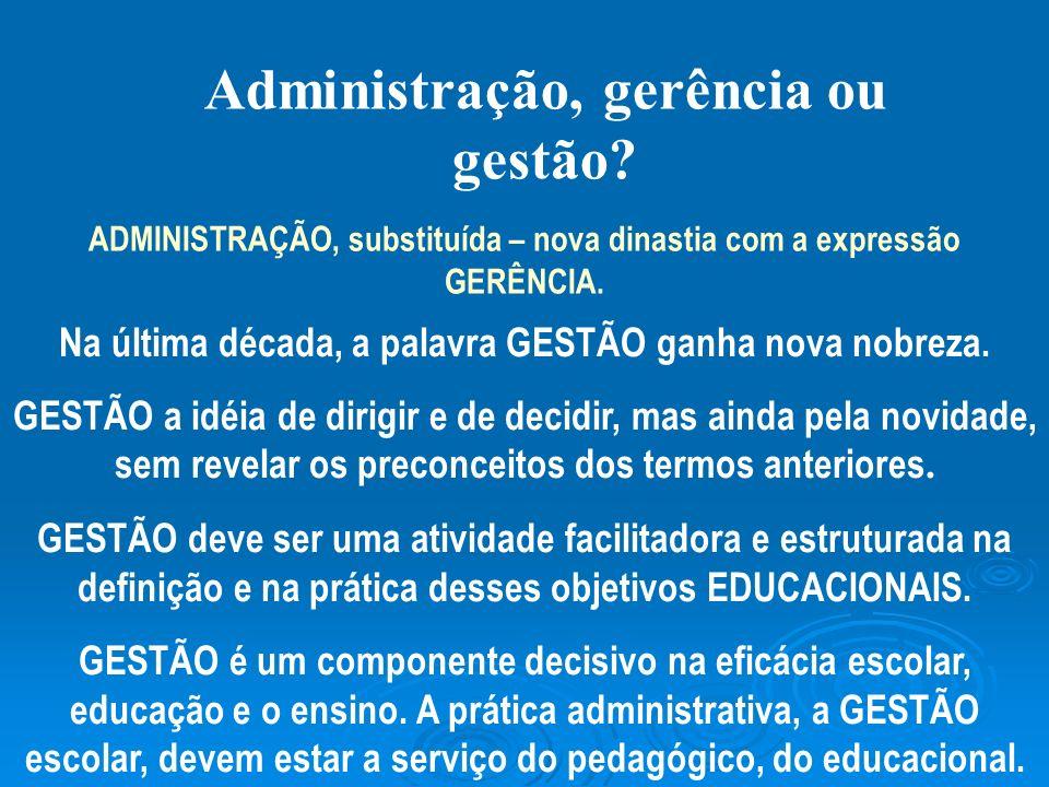GESTÃO ESCOLAR Professora: Maria Aparecida Felix do Amaral e Silva UNISAL/LORENA