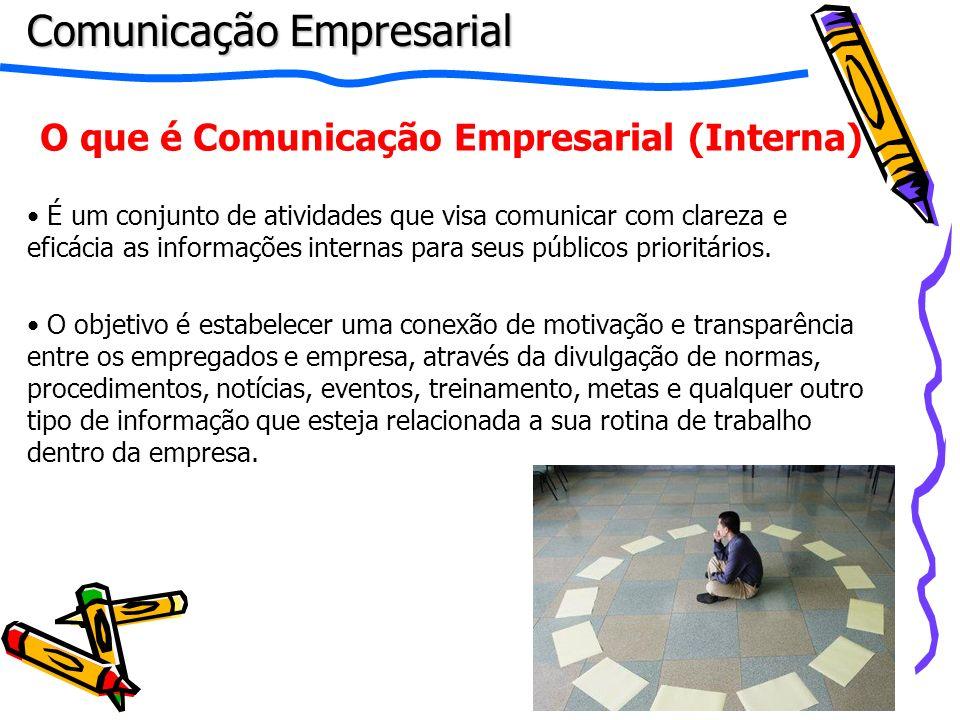 14 Exemplos de Comunicação Interna Comunicação Empresarial