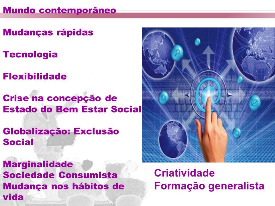 Novas demandas para a escola Desenvolver habilidades e competências Autonomia intelectual Competência ética Cooperação Alfabetização Emocional Reflexão Criatividade Diversificação Resolver problemas