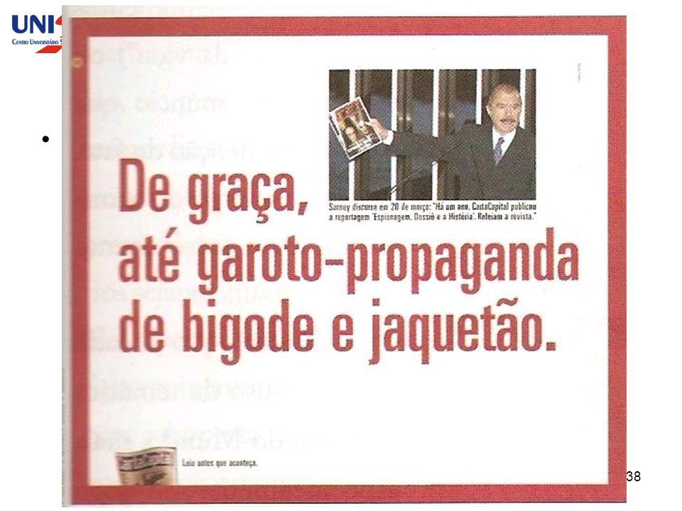 Publicidade e Propaganda38 Sarney