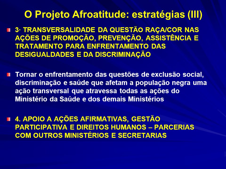 I. MELHORIA DA QUALIDADE DA INFORMAÇÃO A situação epidemiológica