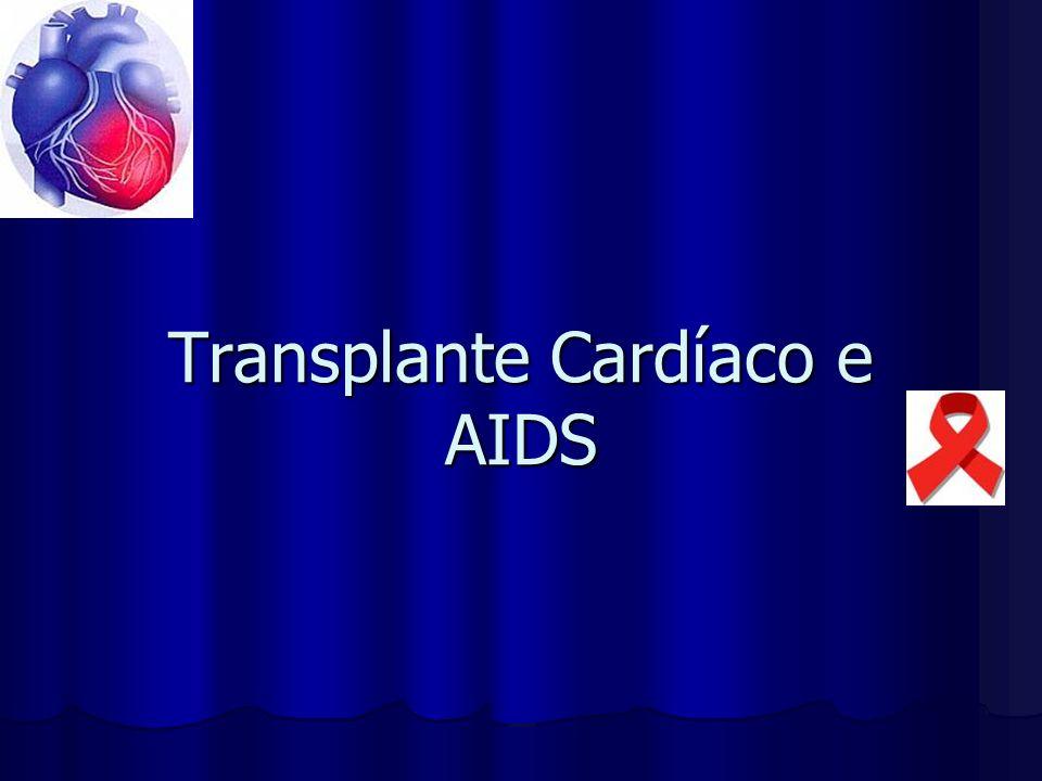 Transplante Cardíaco e AIDS