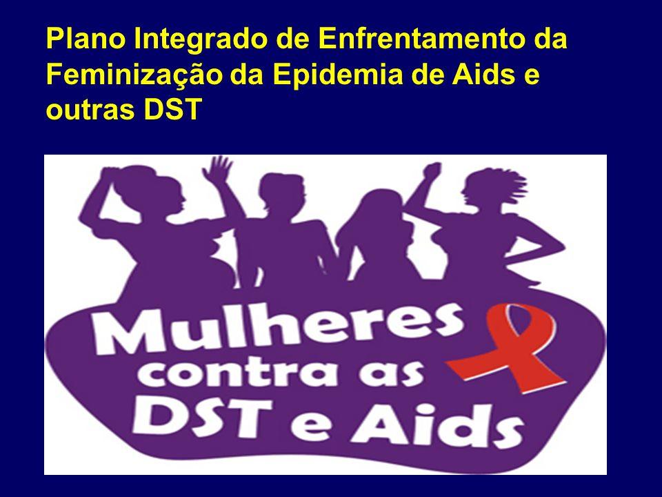 Plano Integrado de Enfrentamento da Feminização da Epidemia de Aids e outras DST